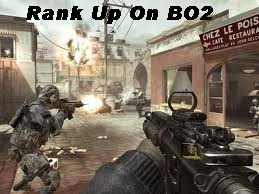 Black Ops 2 Rank Up